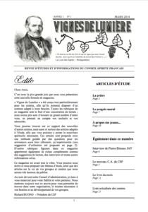 Couverture d'ouvrage: Vignes de Lumière - 1
