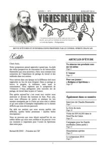 Couverture d'ouvrage: Vignes de Lumière - 3