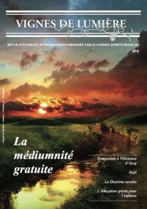 Couverture d'ouvrage: Vignes de Lumière - 5
