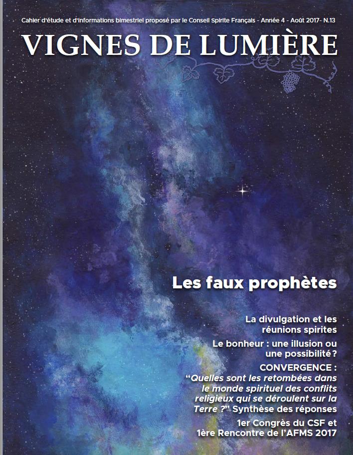 Couverture d'ouvrage: Vignes de Lumière - 13