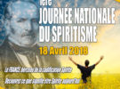 Journée Nationale du Spiritisme 2018