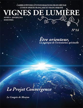 Couverture d'ouvrage: Vignes de Lumière - 14